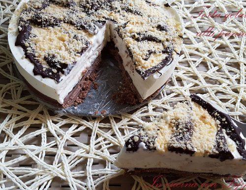 Torta gelato alla panna – ricetta deliziosa