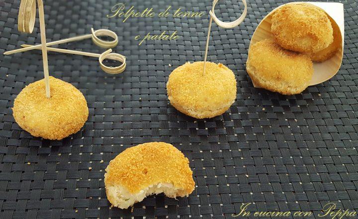 Polpette di tonno e patate – ricetta gustosa