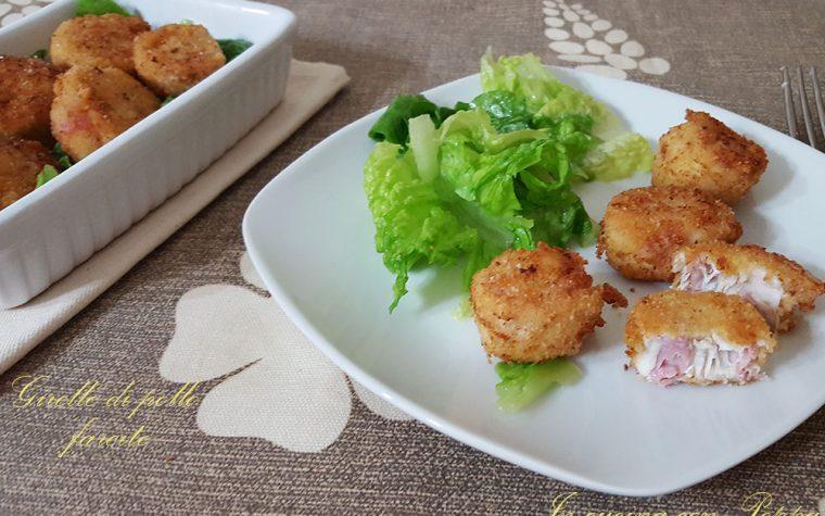 Girelle di pollo farcite – secondo sfizioso