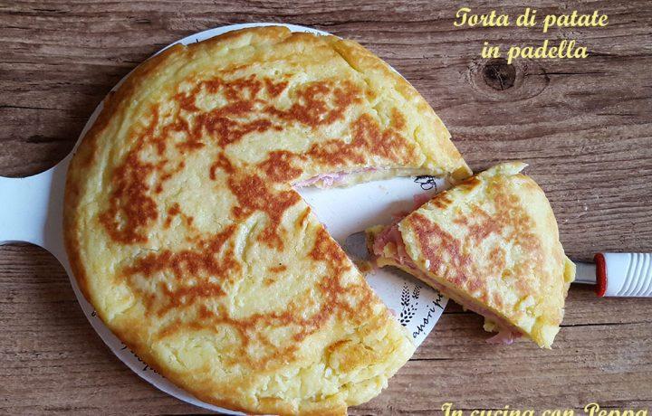 Torta di patate in padella – ricetta semplice