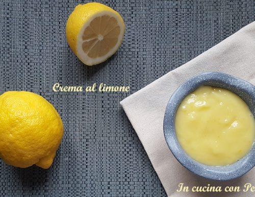 Crema al limone bimby – ricetta deliziosa e facile