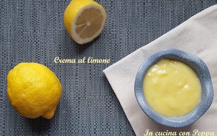 Crema al limone bimby deliziosa e profumata – ricetta semplicissima e veloce