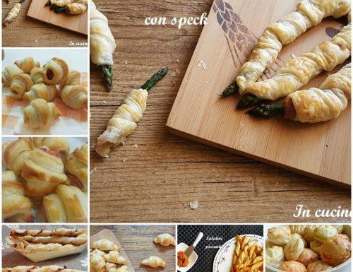 Salatini con pasta sfoglia – idee semplici e veloci