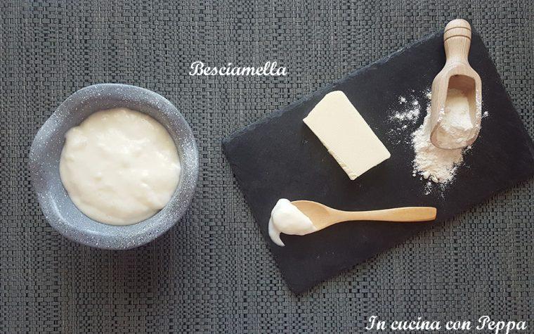 Besciamella microonde – ricetta semplice e veloce