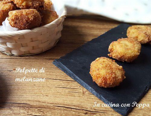 Polpette di melanzane con CuCo (Cuisine Companion)