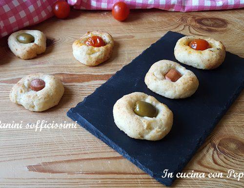 Panini sofficissimi con CuCo (Cuisine Companion)