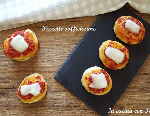 Pizzette sofficissime con CuCo (Cuisine Companion)