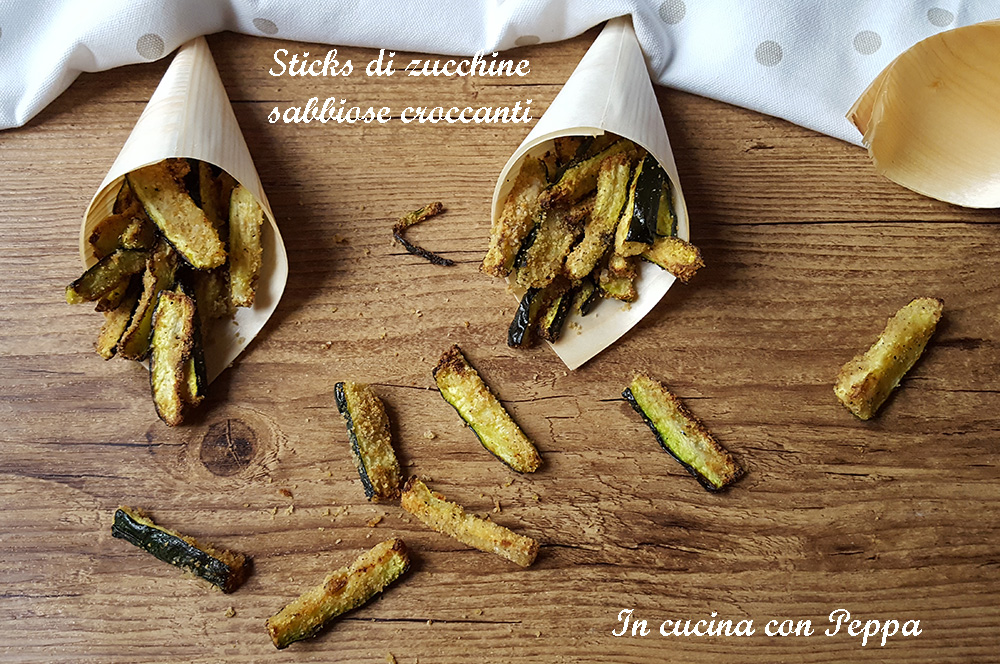 zucchine sabbiose croccanti