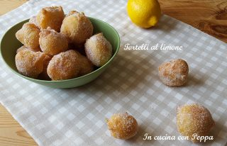tortelli al limone