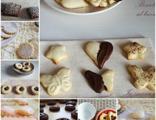 Raccolta di biscotti per tutti i gusti