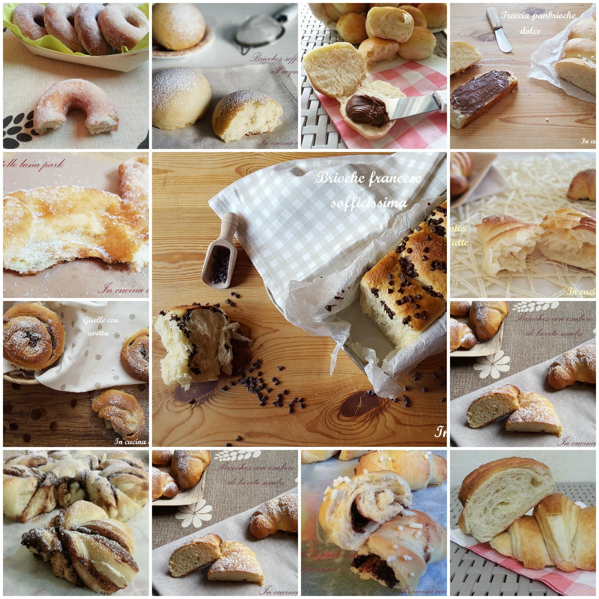 Ricetta Dolci Lievitati.Raccolta Lievitati Dolci Ricette Deliziose In Cucina Con Peppa