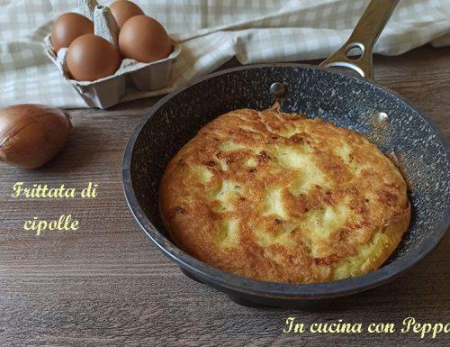 Frittata di cipolle – ricetta secondo saporito