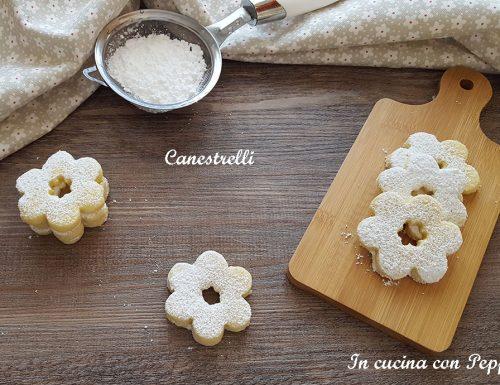 Canestrelli – ricetta deliziosa