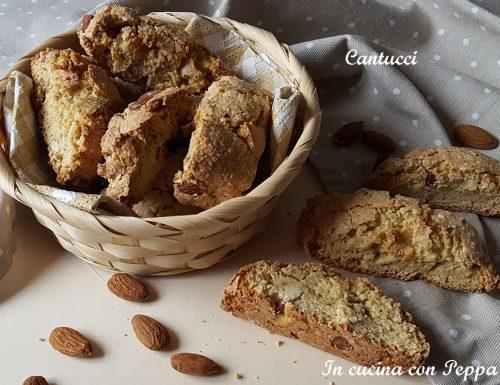 Cantucci con bimby – ricetta regionale