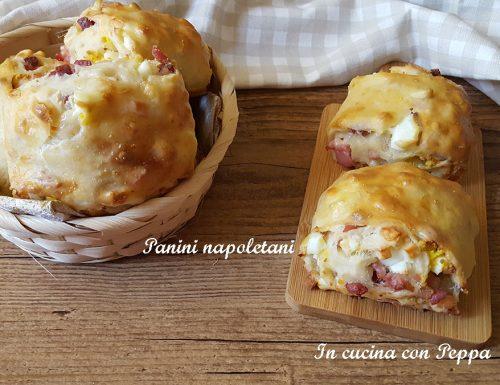 Panini napoletani – ricetta tradizionale gustosa