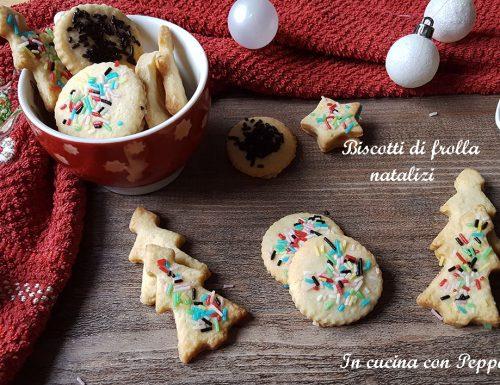 Biscotti natalizi con bimby – ricetta frolla perfetta