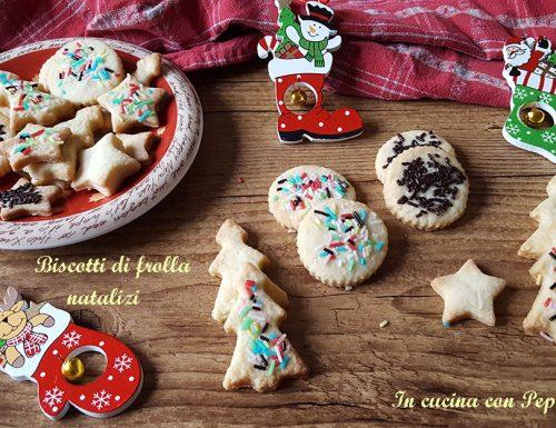 Biscotti di frolla natalizi deliziosi