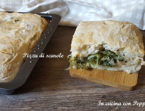 Pizza di scarole – ricetta napoletana