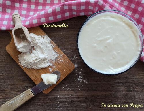 Besciamella con Companion xl (Moulinex) – perfetta