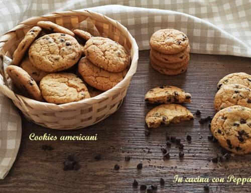 Cookies americani – la ricetta perfetta