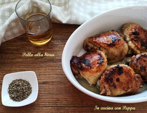 Pollo alla birra – ricetta semplice, ma saporita