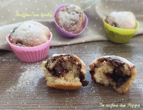Muffins con bimby – Ricetta veloce e deliziosa