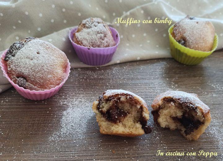 muffins con bimby