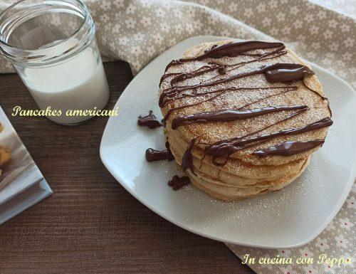 Pancakes americani – ricetta perfetta e veloce