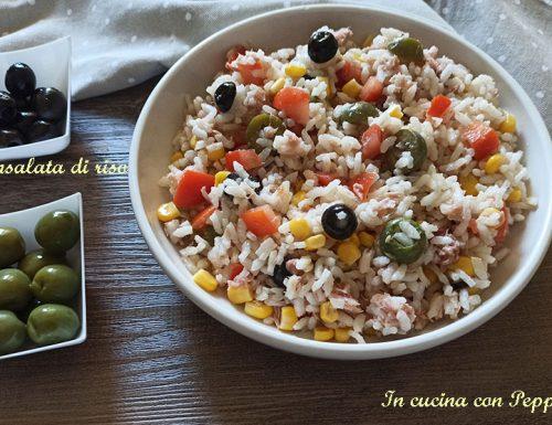 Insalata di riso – ricetta estiva