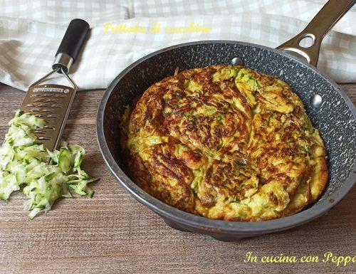 Frittata di zucchine, ricetta semplice e veloce