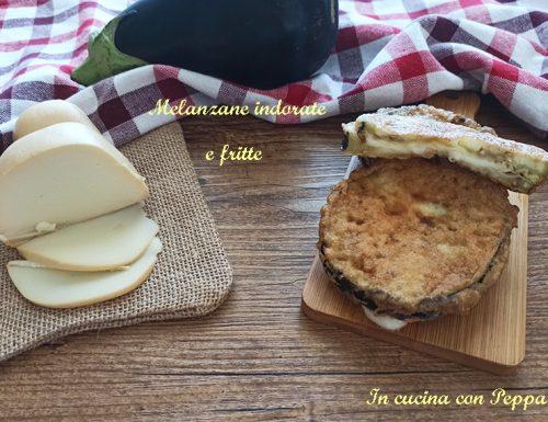Melanzane indorate e fritte – ricetta napoletana