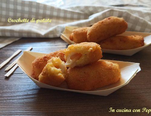 Panzarotti o crocchette di patate, come farle in casa