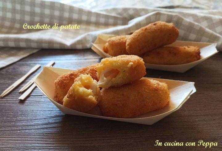 panzarotti o crocchette di patate