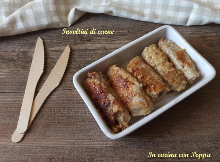involtini di carne con cookeo
