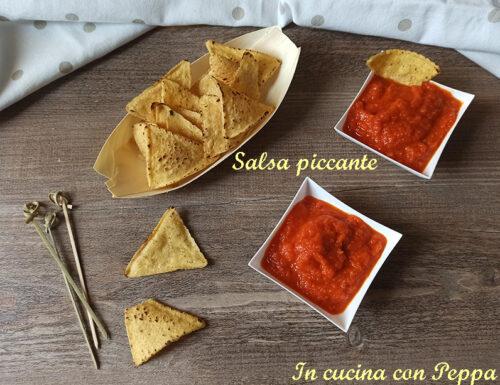 Salsa piccante con Companion xl gustosissima