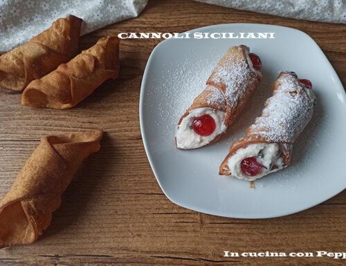 Cannoli siciliani con bimby, come farli in casa
