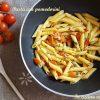Pasta con pomodorini freschi - ricetta semplice e saporita