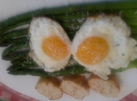 Asparagi con uova