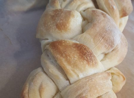 Pane sfogliato all'olio  (con lievito madre)