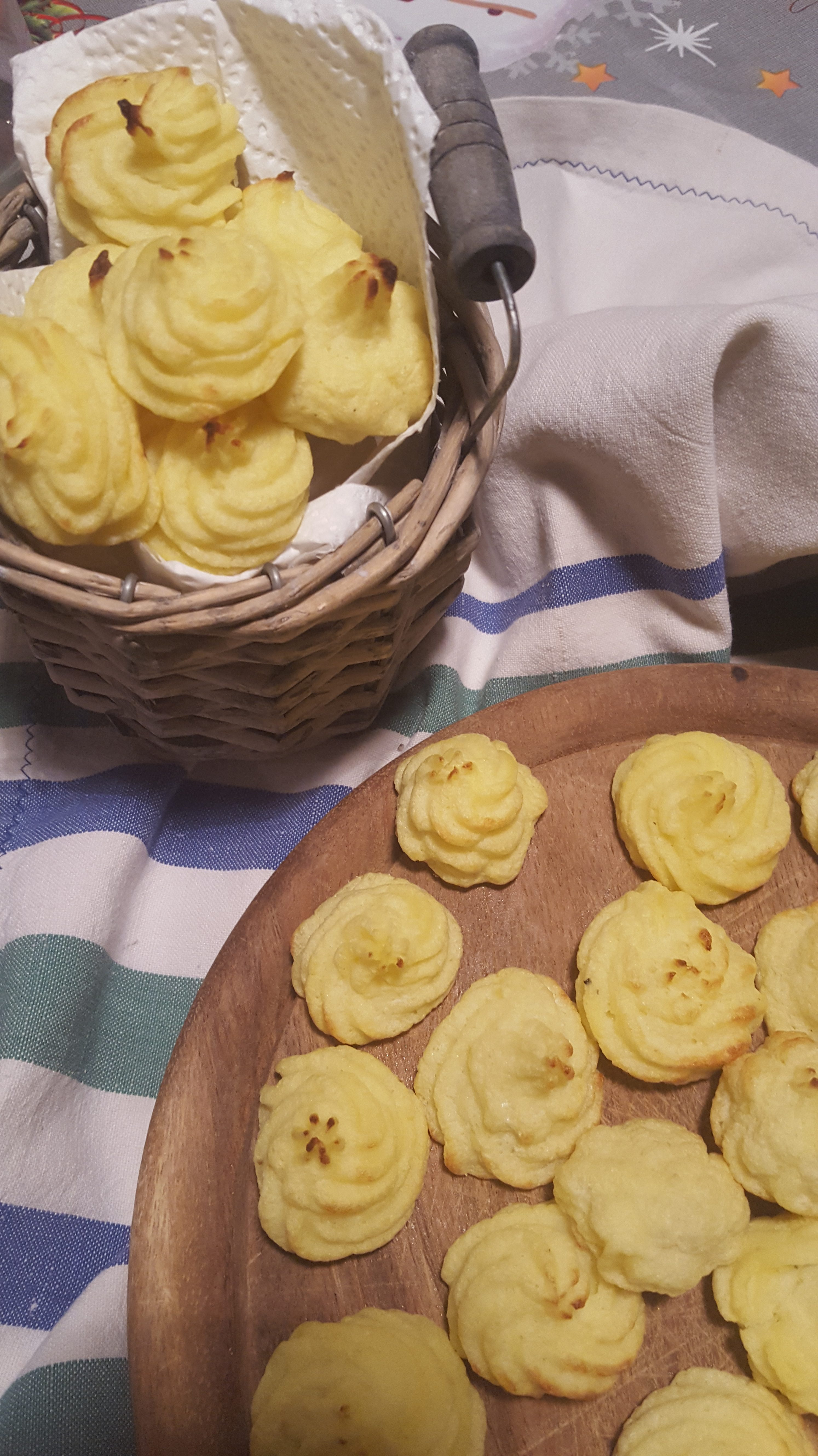 Nuvole di patate