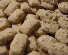 Dolcetti al pistacchio e alle nocciole