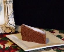 Chiffon cake senza glutine …. una torta sofficissima e buonissima !!