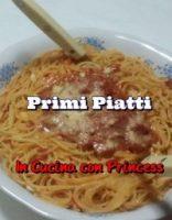 Spaghetti capperi e acciughe