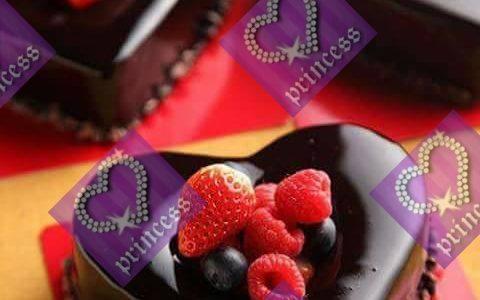 #LeRicetteDiSanValentino: Tortini Love