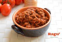 Come preparare il Ragù ( ricetta passo passo)
