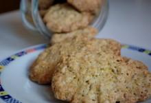Biscotti all'avena senza derivati del latte