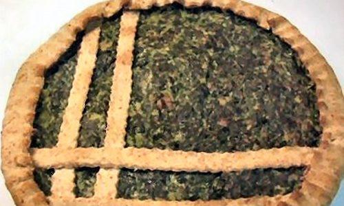 Crostata integrale alle verdure, ricetta vegetariana