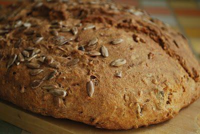 Pane  ai semi senza impasto, ricetta semplice