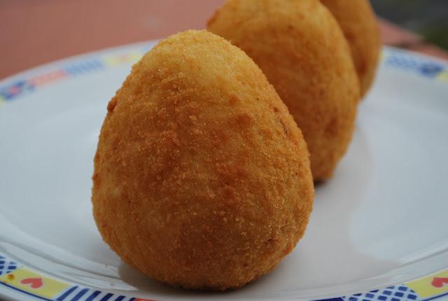 Arancini Siciliani ricetta regionale Il ricettario di Sabrina