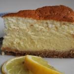 Cheese cake ak forno ricetta facile Il ricettario di Sabrina